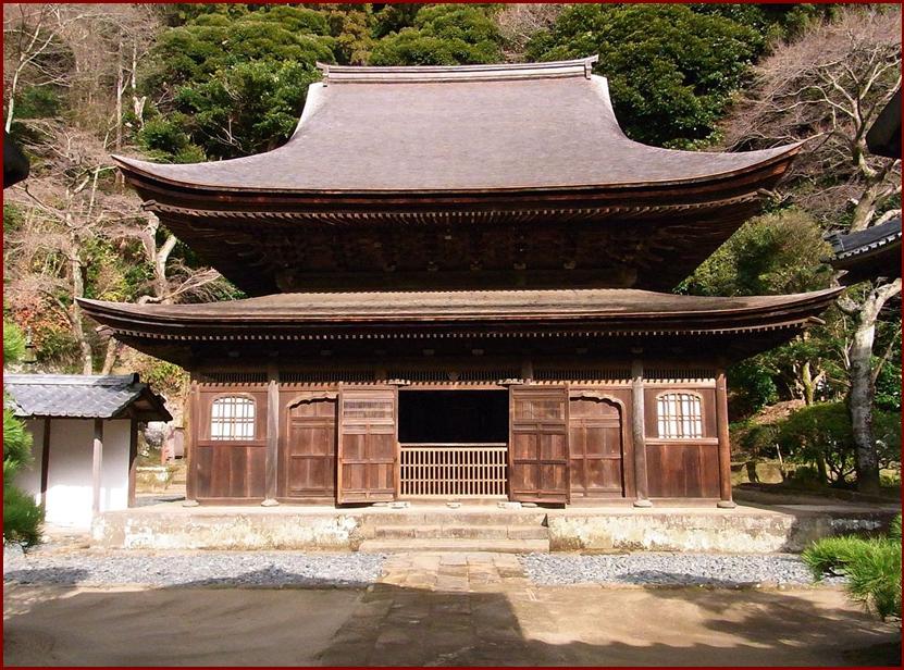 a3円覚寺舎利殿