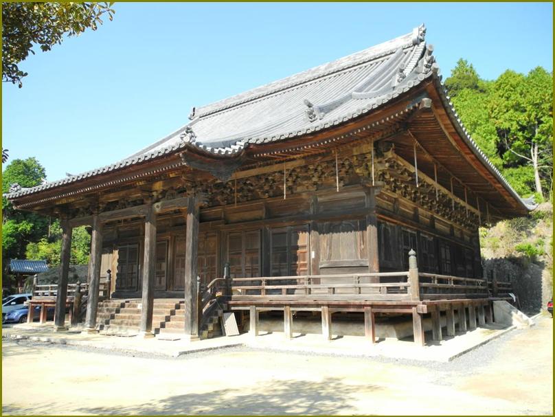 a3随願寺本堂