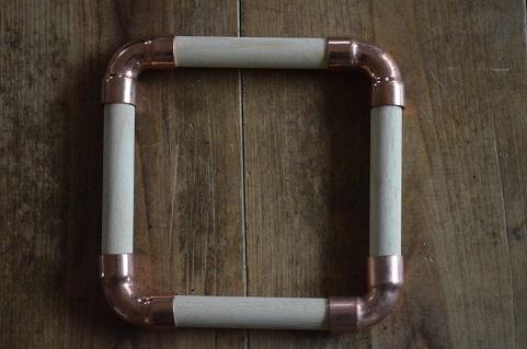 DIY鍋敷き