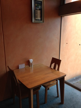喫茶店改造計画壁