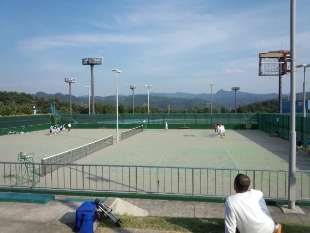 一戸テニス
