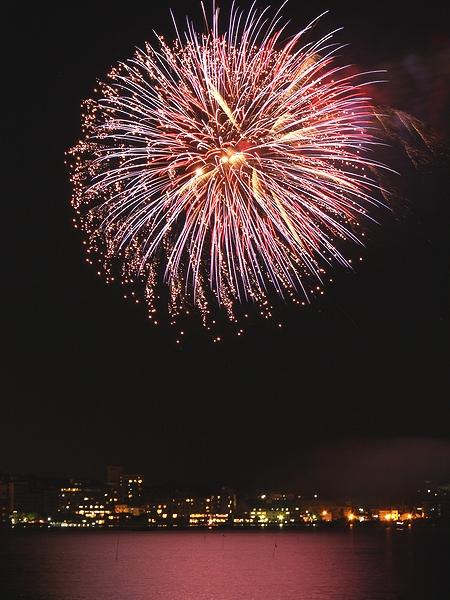 片山津温泉 湯のまつり大花火大会