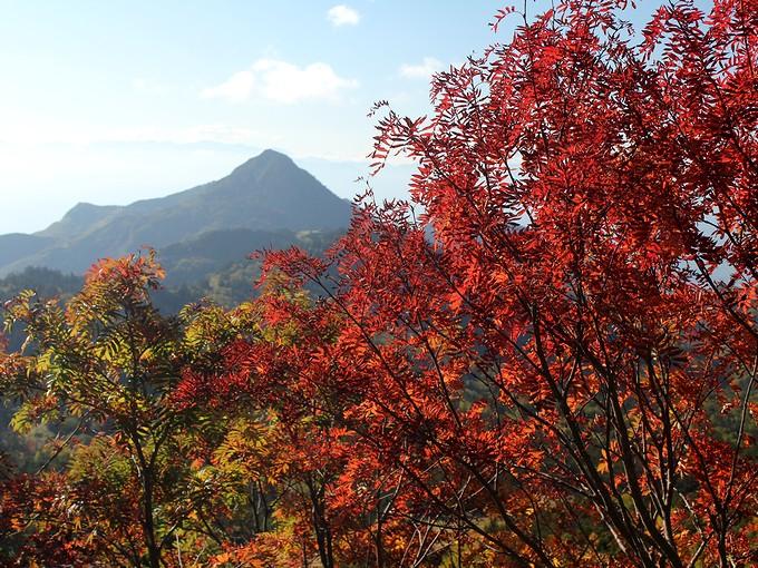 志賀高原 横手山にて