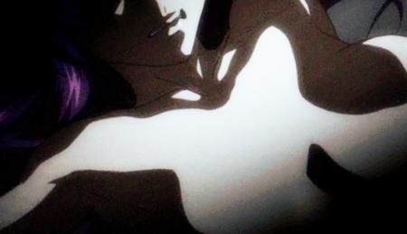 機動戦士ガンダムSEED虚空の戦場19 フレイ・アルスターのSEXシーン胸裸乳揺れ