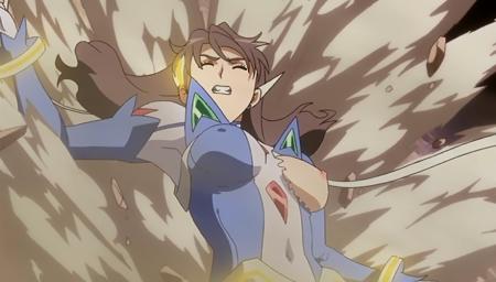 舞-乙HiME Sifr47 レナ・セイヤーズの胸裸乳首