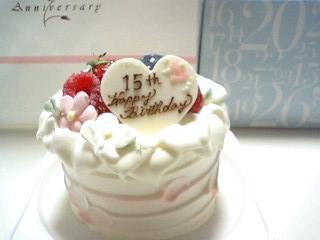 ロリオリ365 スペシャリテケーキ