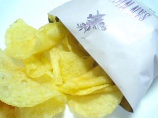 サンニカシオ EXオリーブオイルチップス(スペイン)¥280a