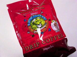 コストコ ライオンドリップコーヒーアソート¥1878