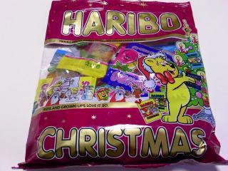 カルディ ハリボ クリスマスグミ¥530