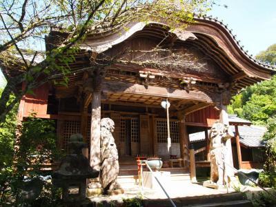 黒貫寺旧本堂