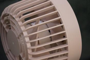 MUJI SB Desk Fan 2