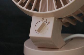 MUJI SB Desk Fan 4