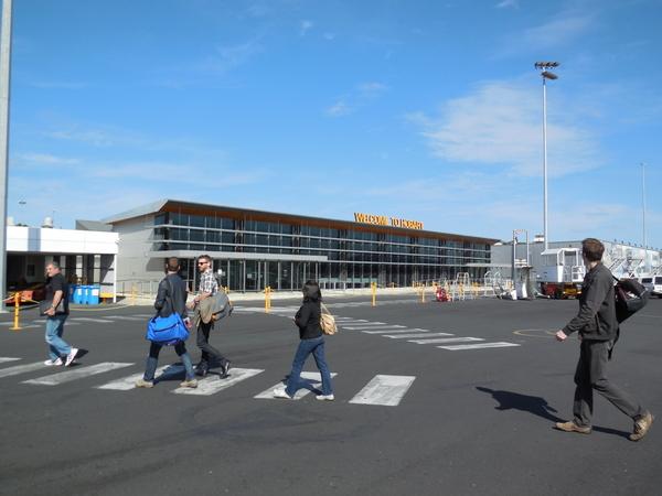 ホバート空港