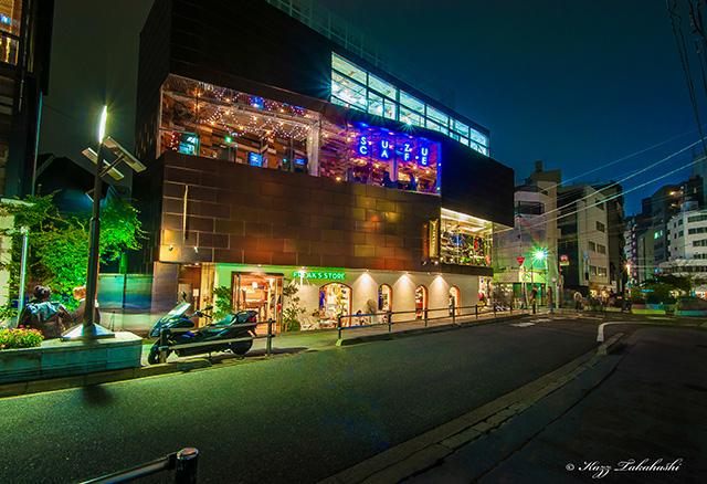 夜景-東京-HDR