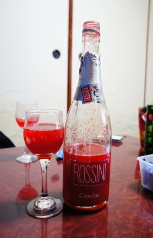 飲み飲みロッシーニ