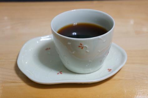 カップ&ソーサーコーヒー