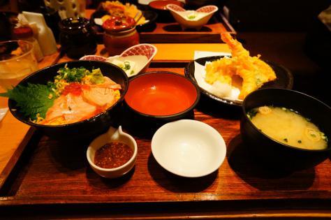 海鮮&天ぷら