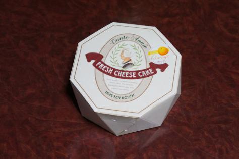 チーズケーキパッケ