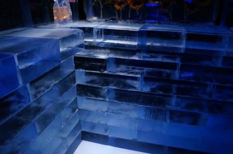 氷のレンガ
