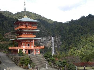 那智の滝&神社