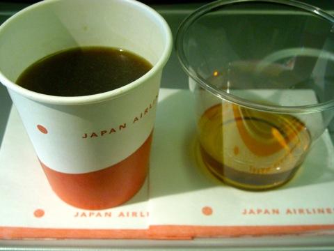 コーヒーとブランデー