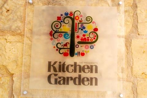 Presidents' Kitchen Garden