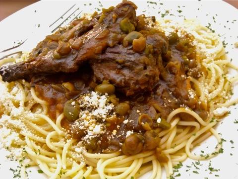 Spaghetti Biz-Xalza Tal-Fenek