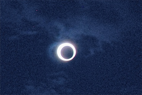 Eclipse 21st May 2012