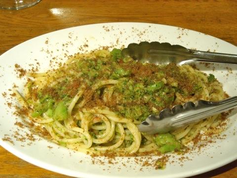 ボッタルガトンノのスパゲッティ