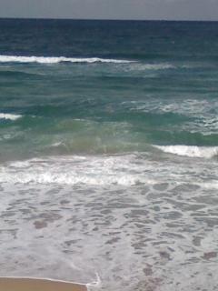 9月20日の海