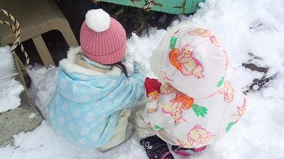 ★雪遊び4