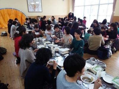 ★新米試食会