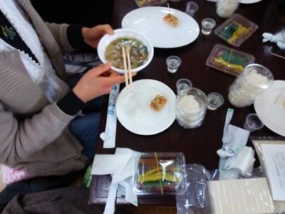★新米試食会2