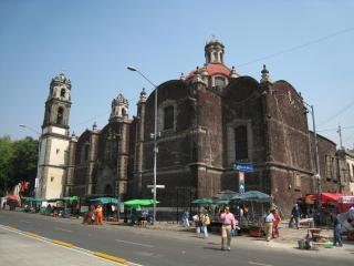サンタ・ベラクルス教会