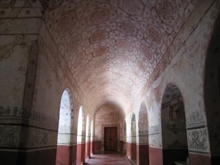 旧修道院壁画