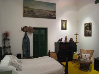 ディエゴリベラの寝室