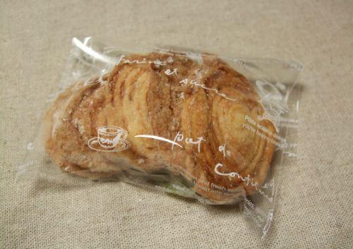 パイ生地のクッキー
