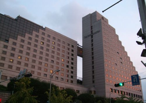 リッツホテル