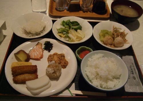 霧島ホテル・朝食