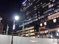 万営@日本橋・20130416・再開発地区