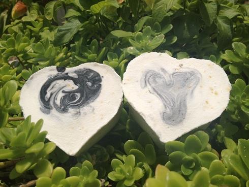 聖なる愛と美と豊穣の石けん