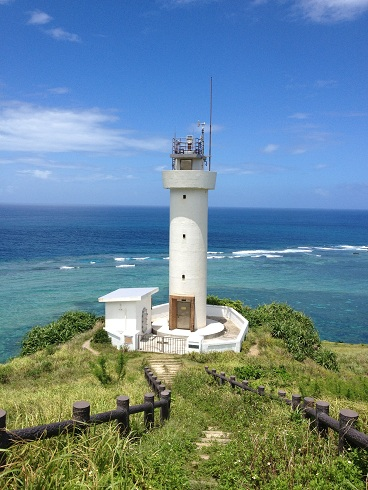 石垣島:平久保崎灯台