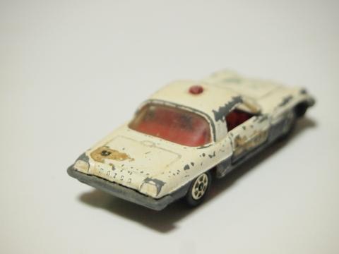 トミカ コスモスポーツ パトロールカー