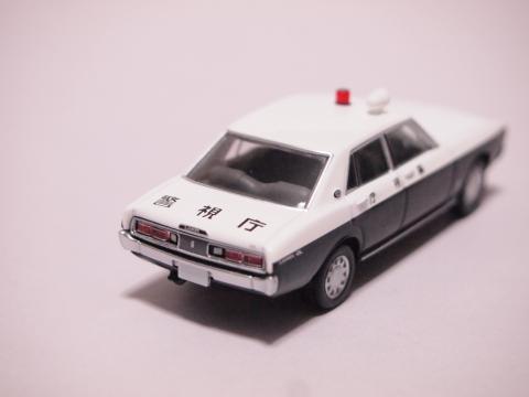TLVN ローレルパトカー