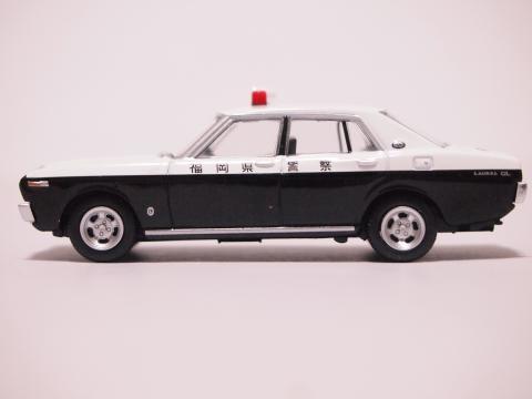 TLVN 西部警察 ローレルパトカー