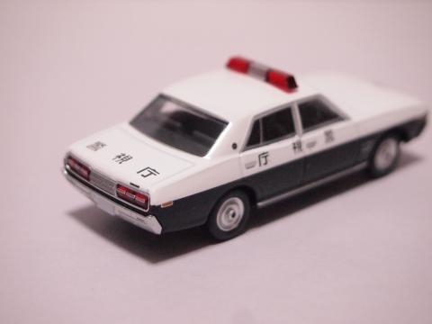 TLVN 懐かしの緊急車 セドリックパトカー