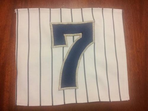 背番号 7