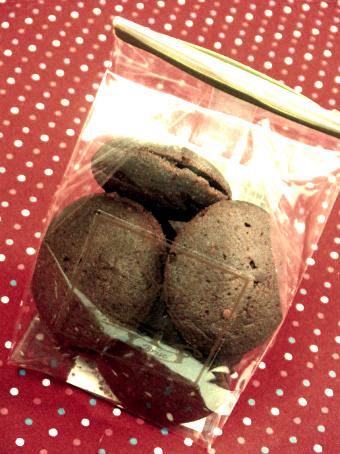 『パティスリーブリーズ』のチョコクッキー