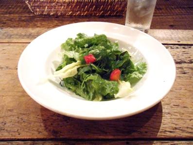 『MOTHERS(マザーズ)』の春野菜のペペロンチーノ