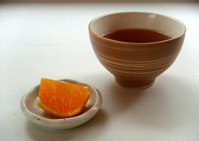 『食堂marumi-ya』の豆腐の蒸しハンバーグ